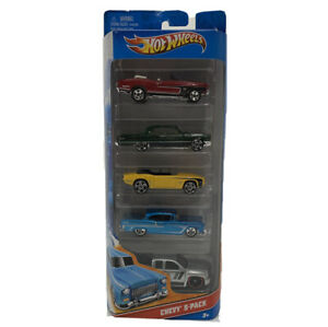 Hot Wheels Chevy 5 Pack (981)