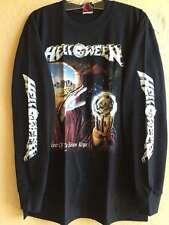 Helloween long sleeve XL size shirt Stratovarius Iron maiden Heavy metal Edguy