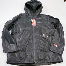 $425 Columbia Men's Outdry Ex Diamond Snow Shell XL Black NWT