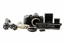 "Olympus EVOLT E-510 10.0 MP Digital SLR Camera Black Body ""Exc++"" from Japan F/S"