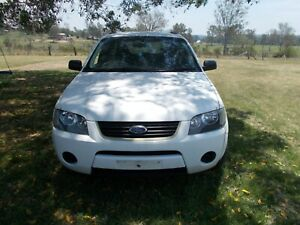FORD TERRITORY TX (RWD) SR 4SPD AUTO 7 SEATER WAGON LOG BOOKED 232234KLMS $5250