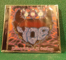 YOB Elaborations of Carbon 12th Records Original 2002 Release on CD