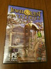 """.PC Game """"Jewel Quest Mysteries-The Seventh Gate"""" Rated E10+"""