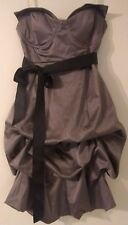 SEXY BODYCON CLUBWEAR PARTY COCTAIL DRESS *SIZE 7*MUST SEE*SPOTLESS*