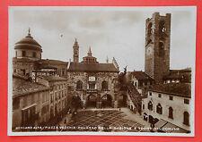 7135) Bergamo Alta - viaggiata 1936
