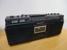 National Panasonic Rs 4150 Lj Boombox Ghettoblaster, trabajar, leer