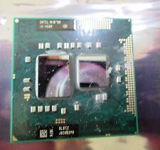 Intel SLBTZ I5-450m 2.4Ghz processor cpu arrandale socket G1 working