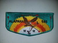OA Pellissippi Lodge 230 S6 Flap Pre-fdl Great Smokey Mountains Council