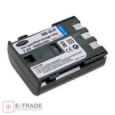 NB-2LH NB-2L NB2LH Battery for Canon EOS 350D 400D S80 G7 G9 Camera NEW
