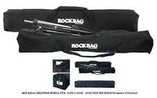 Rockbag Rb25580b Microphone Stand Bag