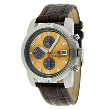 Smith & Wesson SWW-08-GLD Stainless Chronograph Gold Watch
