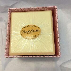 Punch Studio Verbena Soap Jeweled Paris France Theme Keepsake Box 5.3 Ounces