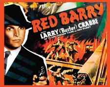 RED BARRY, 13 CHAPTER SERIAL, 1938