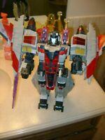 2004 Hasbro Takara Transformers Cybertron Galaxy Force King Starscream -VERY BIG