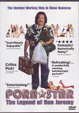 DVD - PORN STAR - THE LEGEND OF RON JEREMY - Scott J. Gill Documentary Industry
