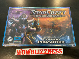 STARCRAFT TYPHON Board Game Expansion Promo Bonus BLIZZCON