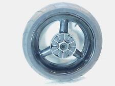 1999-2007 Suzuki GSX1300R Hayabusa Busa Black Rear Wheel Rim w/ Tire