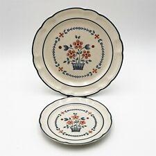 T149 : Stoneware by Hearthside Cumberland Brambleberry. Dinner / Side Plate