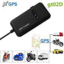 LOCALIZZATORE SATELLITARE ANTIFURTO GPS GSM GPRS SMS TRACKER AUTO MOTO GT02D