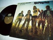 KIN PING MEH-THE GREATEST ROCK SENSATION-GERMAN PRESS 1975-VINYL IN MINT!!