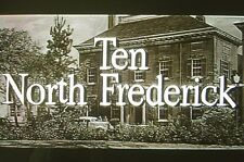 """Ten North Fredericks"" 1958 B/W Film on DVD w/Gary Cooper"