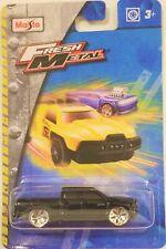 """Maisto - Fresh Metal 3"""" Vehicles 2002 Dodge Ram Quad Cab (BBMA1535108A)"""