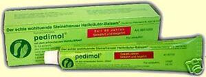 12 X Pedimol 110 Massagecreme: Sport Reflex Entspannung Gelenke Rücken L Ache