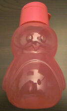 Tupperware C 170 Eco Easy 350 ml Trinkflasche Flasche Pinguin Pink Rosa Neu OVP