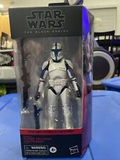 Star Wars Black Series CLONE TROOPER LIEUTENANT  Walgreens Exclusive Phase 1
