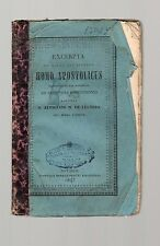 de excerpta homo aposolicus -  auctore s.alfonso de ligorio - 1843