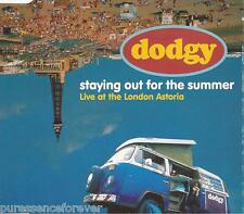 DODGY - Staying Out For The Summer: Live London Astoria (UK 4 Tk CD Single Pt 2)