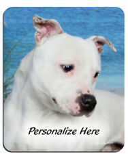 Staffordshire Bull Terrier (4) Personalized Mouse Pad