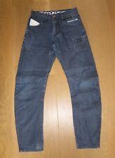 ETO 9901 Indigo Blue CARROT LEG Jeans Size 28 S 42115a637509