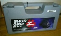 SCC Shur Grip Z Tire Traction Cable Snow Chains SZ339 NEW