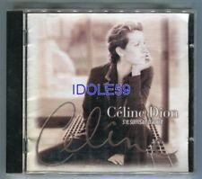 CD de musique pour chanson française Celine Dion