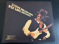 STEVE MILLER BAND ~ FLY LIKE AN EAGLE 30TH ANNIVERSARY LIMITED EDITION - CD/DVD