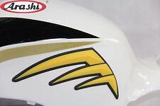 Fits Motor Bike 3D Gas Tank Pad Fish Bone Protect Decal Sticker HONDA CBR