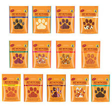 Pet Munchies Dog Treats Puppy Training Premium Gourmet With Real Meat or Fish