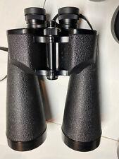 Rare Helios Stellar Binoculars 30x80 Observation Field Fulky Multi Coated