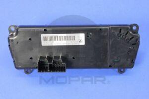 Mopar 55111888AI A/C and Heater Control Switch