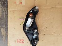 PEUGEOT 207  2007-2009- OFFSIDE / DRIVER SIDE REAR LIGHT BULB HOLDER WITH WIRING
