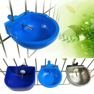 Rabbit Automatic Drinker Water Feeder Fix Bowl Stainless Steel Nipple accessary