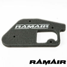 RAMAIR Performance Panel Air Filter Race Twin Layer Foam Pad for Yamaha BWS 50cc