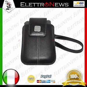 Custodia Cover Portacellulare BlackBerry originale nero