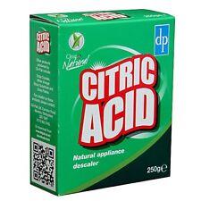 Dri Pak propre et naturel acide citrique 250 g multi-usage naturel citrique écai...