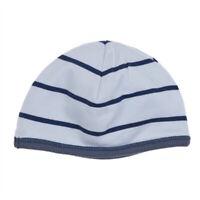 Bonnet Naissance Bébé en coton PETIT BATEAU Bleu Taille : 0/1 mois 39-41 cm NEUF