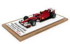 New Ace Models 1/43 2010 Ferrari F10 Fernando Alonso Italian GP Winner Monza