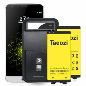 For LG G5 BL-42D1F Extended Battery 4000mAh T-Mobile phone Or Battery Charger