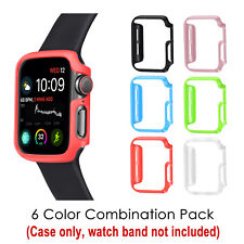 For Apple Watch Series 5 40mm 44mm 2019 Slim Hard Protective Bumper Case Cover