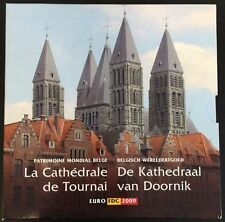 Belgique - Coffret BU - Les Euros de l'Année 2009 - Cathédrale de Tournai